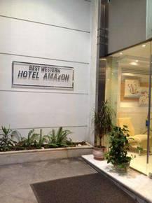 отель Best Western Amazon Hotel 3*