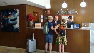 отель Hotel Aranea Barcelona 3*