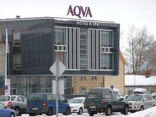 отель Aqva Hotel & Spa 4*
