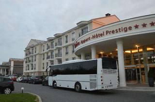отель Park & Suites Prestige Val d'Europe 4*