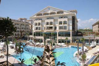 отель Crystal Palace Luxury Resort & Spa 5*