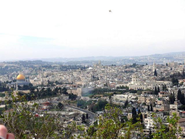 Иерусалим с Масленичной горы