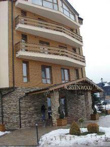 отель Green Wood 4*