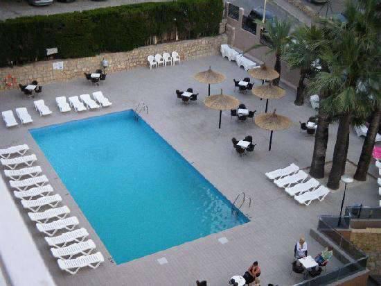 Коста бланка отель mont park 3 цена