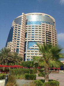 отель Khalidiya Palace Rayhaan by Rotana 5*