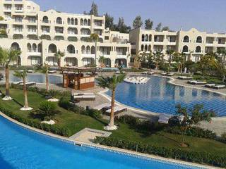 отель Sunrise Grand Select Arabian Beach Resort 5*