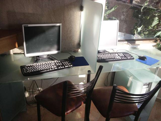 Компьютер в лобби