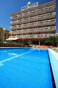 отель Aqua Hotel Bertran 3*