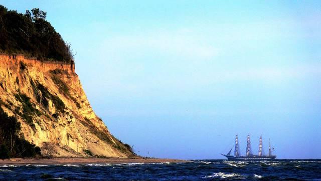 Балтийское море. Мыс Таран