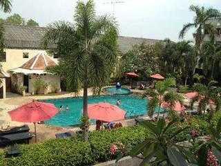 отель Lantana Pattaya Hotel & Resort 3*