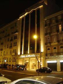 отель Almirante 3*