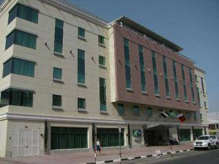 отель Holiday Inn Express Dubai Safa Park 2*