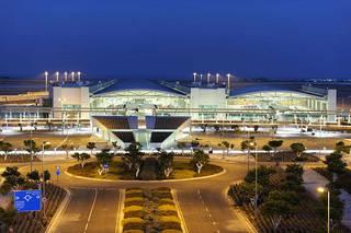 Международный аэропорт в Ларнаке