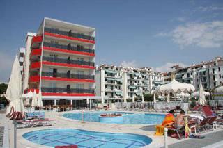 отель Baia Del Mar 4*
