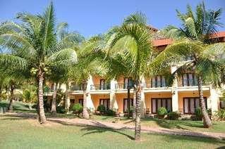 отель Pandanus Resort 4*