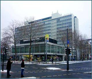 отель Barcelo Cologne City Center 4*
