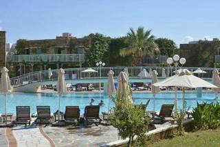 отель Aquis Bella Beach 5*