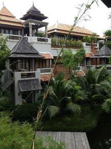 отель Muang Samui Villas & Suites 4*