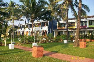 отель Longuinhos Beach Resort 3*