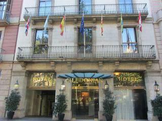 отель Caledonian 3*