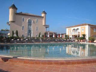 отель Chateau de la Messardiere 4*