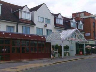 отель Best Western Cumberland Hotel 4*