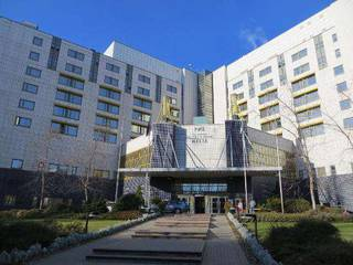 отель Danubius Health Spa Resort Helia 4*