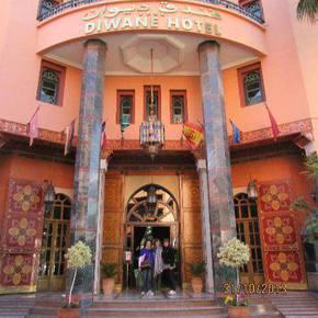 отель Diwane 4*
