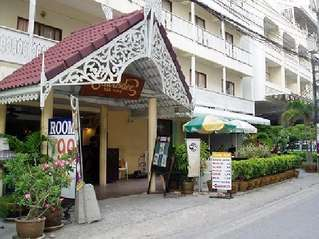отель Sawasdee Sea View 3*