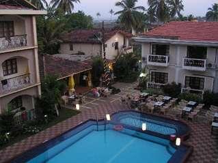отель Riverside 2*