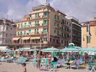 отель Flora hotel Alassio 3*