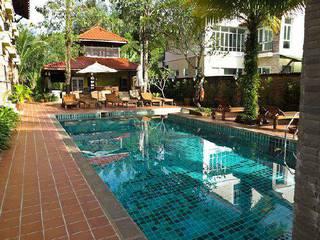 отель Motive Cottage Resort 3*