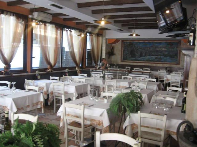 Ресторан Mr.Grillo
