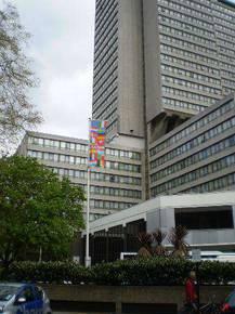 отель Holiday Inn London Kensington Forum 4*