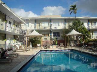 отель Motel Blu 2*