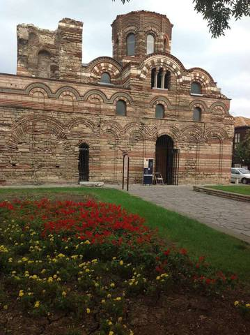 Церкви Несебра