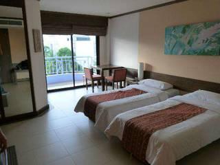 отель Mercure Hotel Pattaya 4*