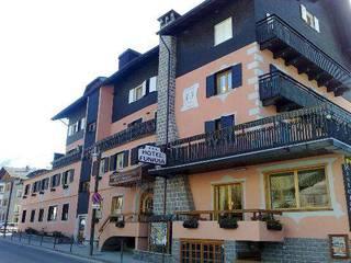 отель Funivia Hotel Bormio 3*