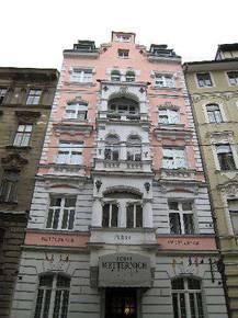 отель Furst Metternich 3*