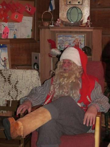 Йоллупукки - финский Санта-Клаус