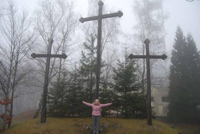 У Трех крестов