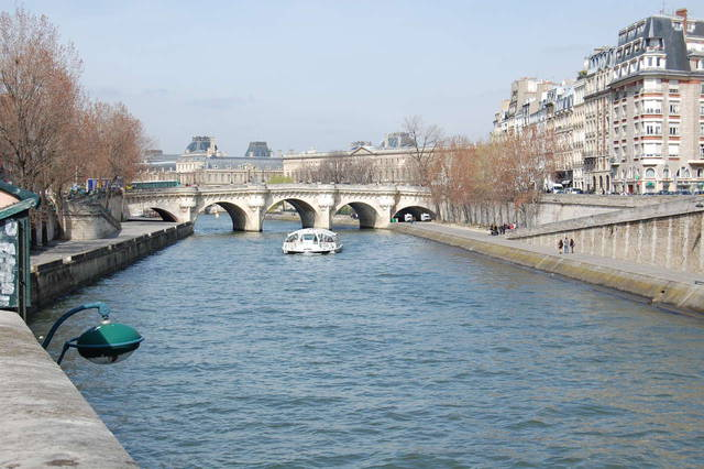 Прогулки по Сене