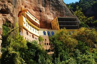 Монастырь Мега Спилеон