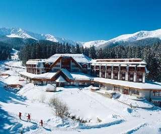 отель Grand Jasna 4*
