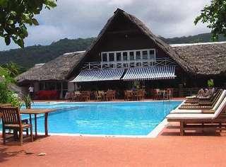 отель La Digue Island Lodge 4*