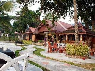 отель KC Grande Resort & Spa 4*