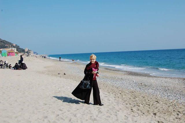 Пляжи Финале-Лигуре