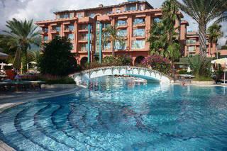 отель Fantasia Hotel de Luxe 5*
