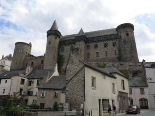 Замок Витрэ