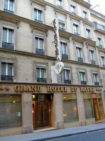 отель Grand Hotel Du Havre 3*
